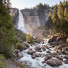 Nevada Fall by SinaStraub