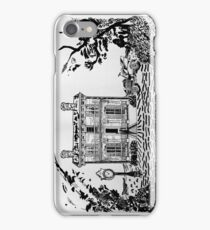 Sideways Riley House iPhone Case/Skin
