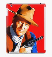 John Wayne in Rio Bravo iPad-Hülle & Klebefolie