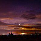 Night Scapes 3/Redmond by Richard Bozarth