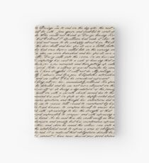 Literature in Print: Pride and Prejudice Hardcover Journal