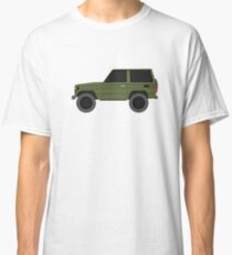 Toyota Land Cruiser BJ70  (machito) (renati.rzdm@gmail.com) Classic T-Shirt