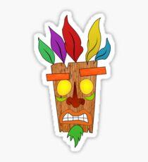Aku Aku Sticker