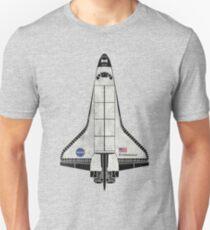 Endeavour NASA Space Shuttle Unisex T-Shirt