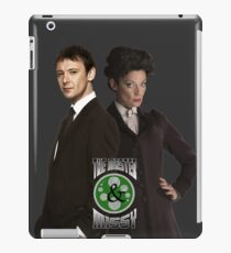 The Master & Missy: The Perfect Couple iPad Case/Skin