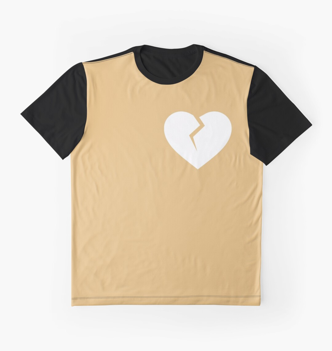 Heart design t shirt - Missing 9 Lee Yeol Chanyeol Broken Heart Design Limited Graphic T Shirts
