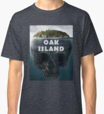 Oak Island Nova Scotia Canada Classic T-Shirt