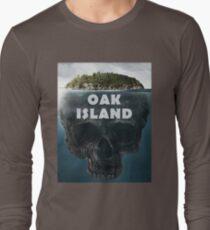 Oak Island Nova Scotia Canada Long Sleeve T-Shirt