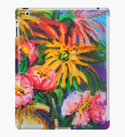 Flowers still life iPad Case/Skin