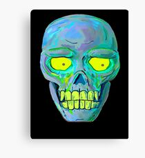 Curse Of The Undead Canvas Print