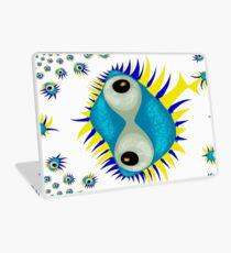The Eyes of Mandelbrot Laptop Skin