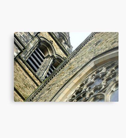 St. Brycedale Church facades Metal Print
