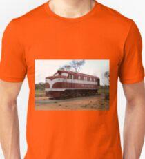 Old Ghan Train, Alice Springs, Australia T-Shirt