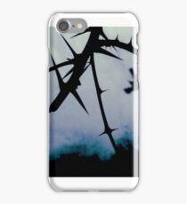 Snow Thorns iPhone Case/Skin