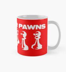 Reservoir Pawns Mug Light Mug