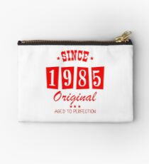 Since 1985 Original  Aged To Perfection Studio Pouch