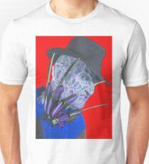 Robert Englund in Nightmare on Elm Street Unisex T-Shirt