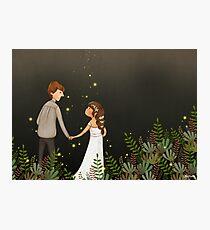 Wedding Photographic Print