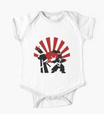 Samurai in the sun One Piece - Short Sleeve