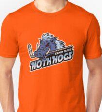 Hoth Hogs Hockey Team T-Shirt