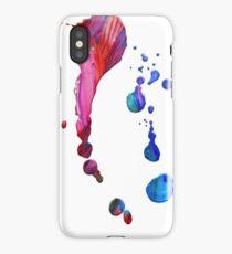 Splat  iPhone Case/Skin