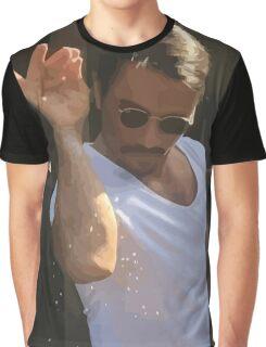 Salt Bae Sprinkle Chef meme graphic awesomeness Graphic T-Shirt