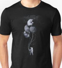 The Spaceman's Trip (retro) Unisex T-Shirt