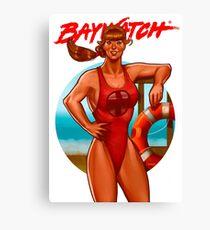 Baywatch Canvas Print