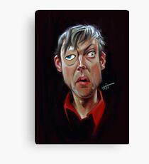 McPoyle Sunny Portrait Canvas Print