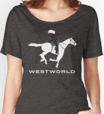 Westworld - Horse Women's Relaxed Fit T-Shirt
