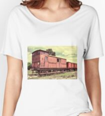 Guard Carriage Women's Relaxed Fit T-Shirt
