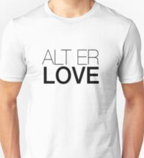 Alt Er Love Skam {FULL} Unisex T-Shirt