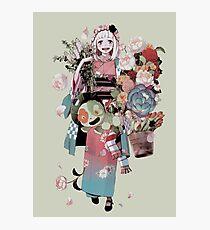 Shiemi Moriyama Photographic Print