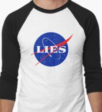 NASA LIES LOGO T-Shirt