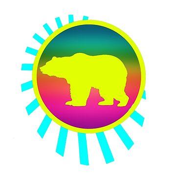 Wild Bear by dejava