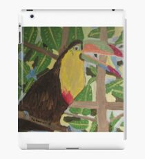 Toucan Brazil iPad Case/Skin