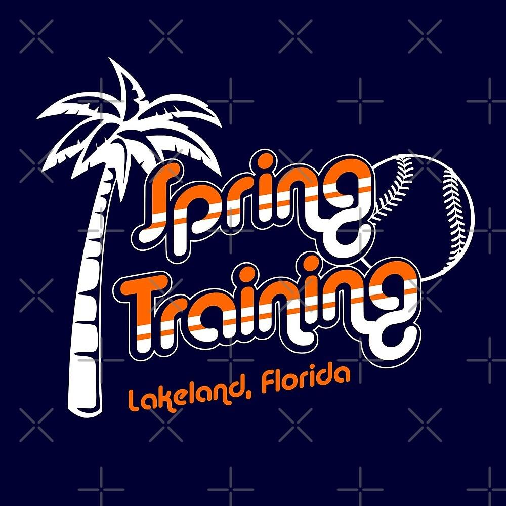 Spring Training: Lakeland, Florida by thedline