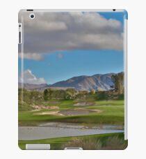 Desert Golfing iPad Case/Skin
