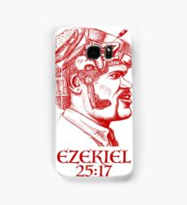 Ezekiel 25:17 The Path of the Righteous Man Samsung Galaxy Case/Skin