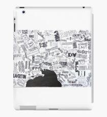 Melbourne Suburbs iPad Case/Skin