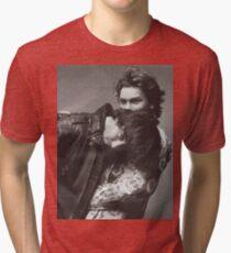 River & Keanu Tri-blend T-Shirt
