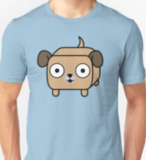 Pit Bull Loaf - Fawn Pitbull with Floppy Ears T-Shirt