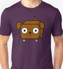 Pit Bull Loaf - Red Pitbull with Floppy Ears T-Shirt