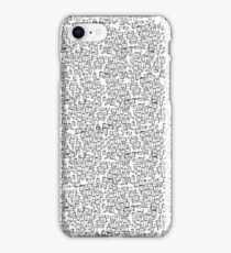 Teabag city iPhone Case/Skin