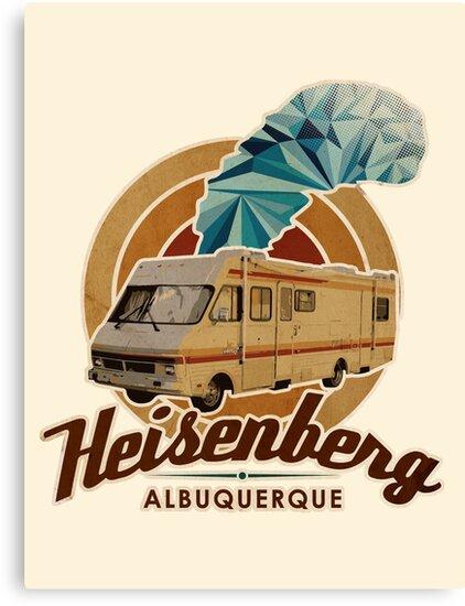 Heisenberg NM by 13design
