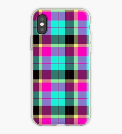 Scottish Pink by Julie Everhart iPhone Case