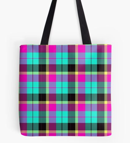 Scottish Pink by Julie Everhart Tote Bag