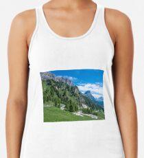 Camiseta con espalda nadadora Dolomites