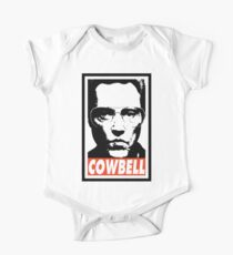 Cowbell One Piece - Short Sleeve
