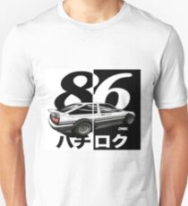 ae86 hatch 86 Unisex T-Shirt